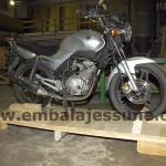 embalaje motocicletas